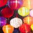 chińskie lampiony szczęścia na wesele