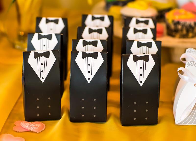 Podarunki i upominki w prezencie dla gości weselnych