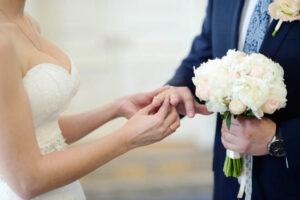 Własna i dopasowana przysięga małżeńska?