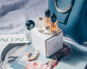perfumy z nuta brzoskwini