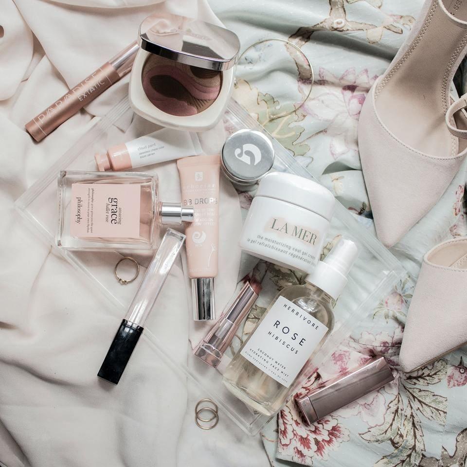 perfumy lamer
