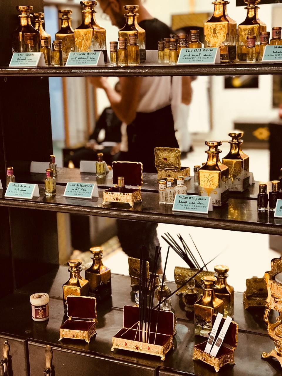 perfumy zestaw